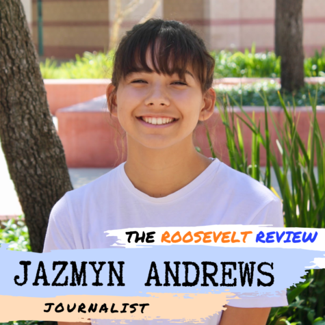 Photo of Jazmyn Andrews