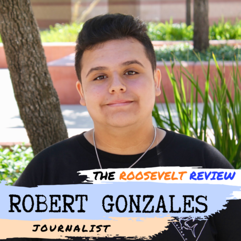 Photo of Robert Gonzales