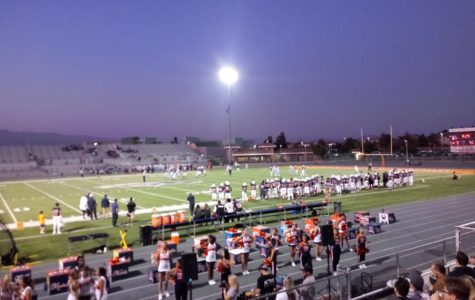 Varsity Football: ERHS Takes Home First Win