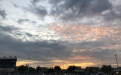 ERHS Senior Sunrise