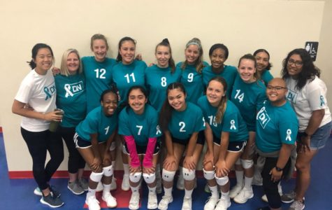 Girl's Varsity Volleyball Update