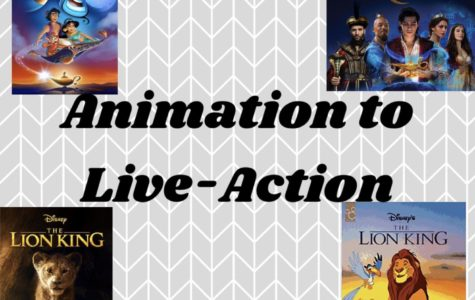 Animation to Live-Action