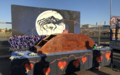 2019 Homecoming Floats