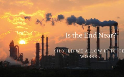 The Crisis of Our Environment