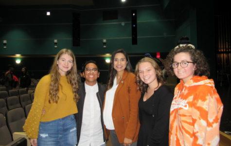 Assemblymember Sabrina Cervantes Visits ERHS