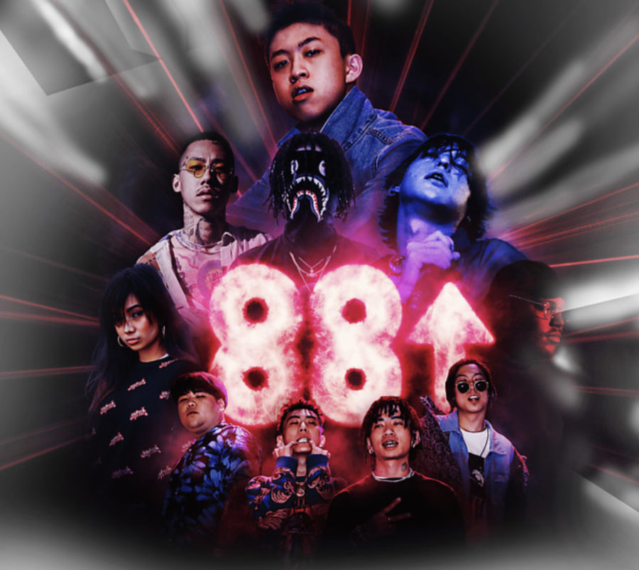 88 Rising Media promotion picture. PC: 88 Rising Media