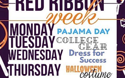ERHS Red Ribbon Spirit Week