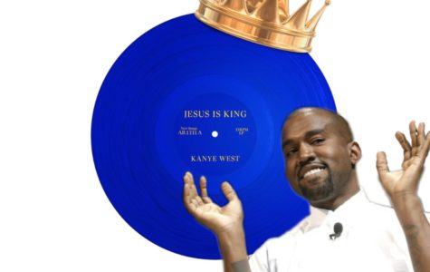 Jesus is King by Kanye West