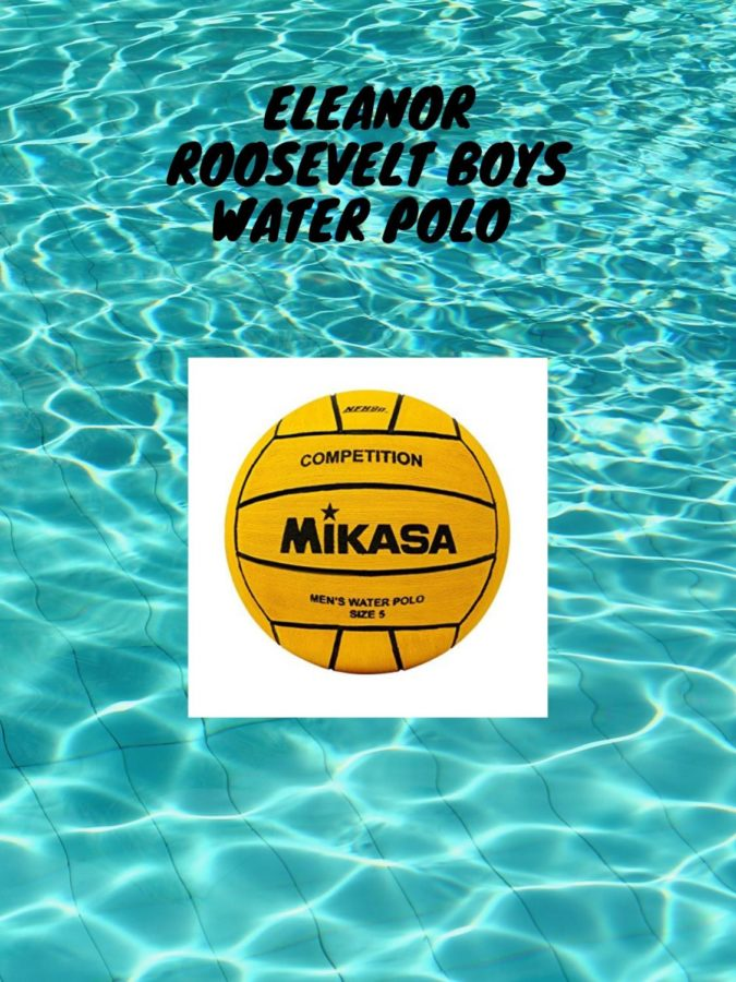 Eleanor Roosevelt Boys Water Polo goes 15-7 Making it to CIF.