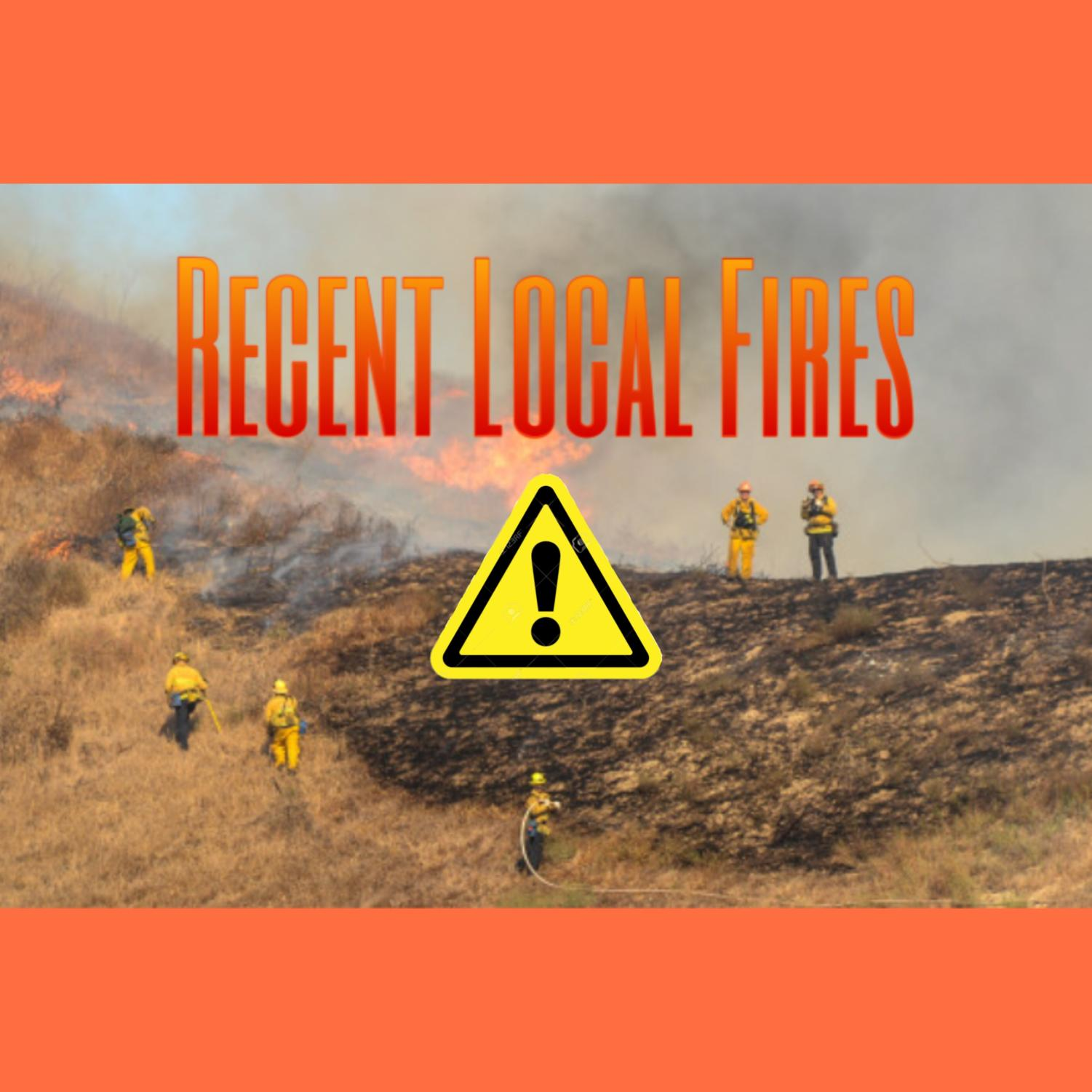 Hand crews move in to battle brush fires throughout California to ensure no lives or homes are threatened.