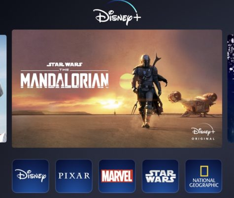 Showing what Disney Plus has to offer.