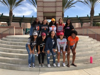 Girls Socceer and Softball Commits
