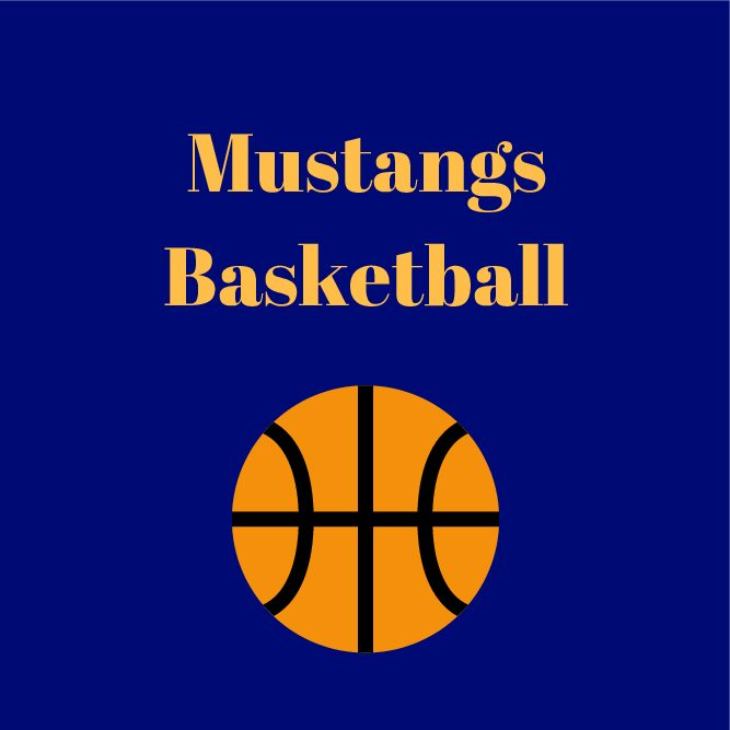 Mustangs Basketball