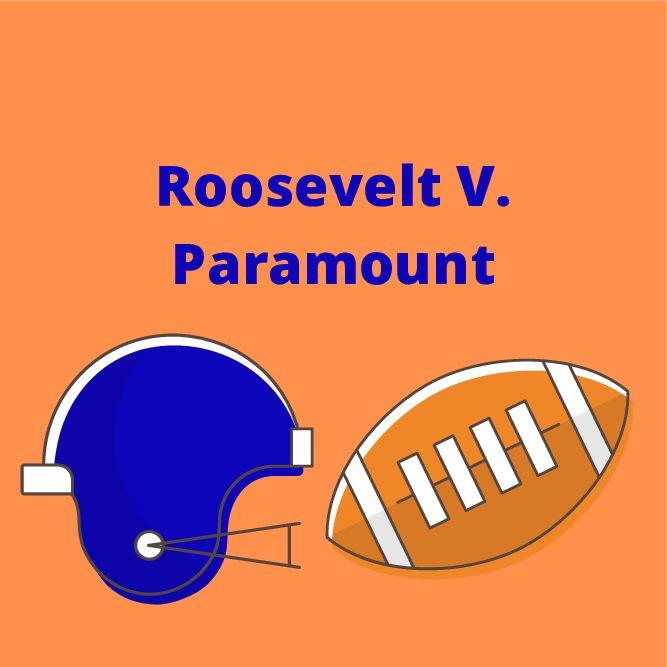 Roosevelt V. Paramount