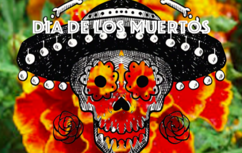 Spanish Honors Society Celebrates Dia De Los Muertos