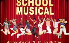 ERHS Theatre Presents: High School Musical