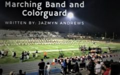 Sports Review: Marching Band and Color Guard