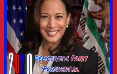 Kamala Harris is out the of the Race, but is still in the fight.