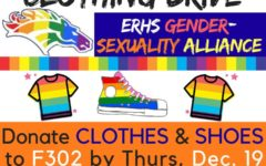 GSA Clothing Drive