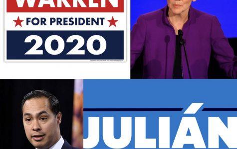 Julian Castro Endorses Elizabeth Warren