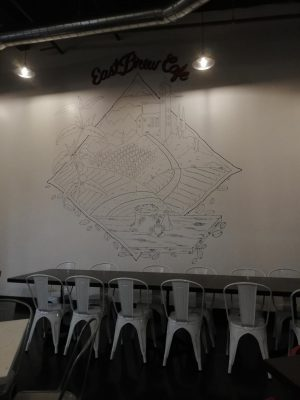 The EastBrew Cafe