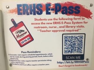 Electronic Pass.