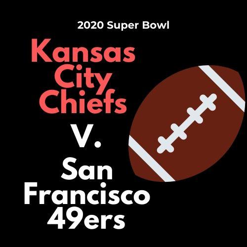 Kansas City Chiefs V. San Francisco 49ers