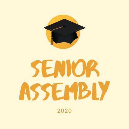 Senior Assembly 2020