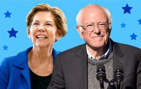 Elizabeth Warren vs. Bernie Sanders