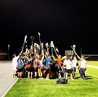 Boys Lacrosse via: @erhslacrosse on Instagram
