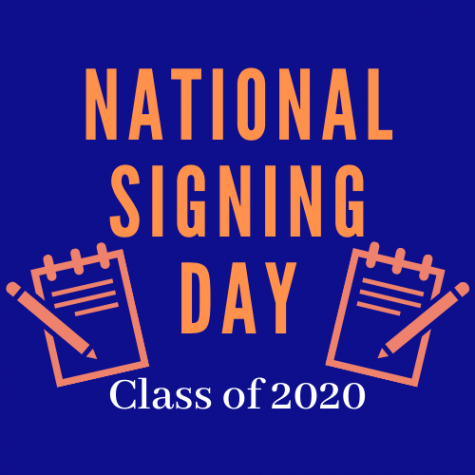 National Signing Day for Class of 2020.