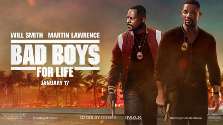 Bad Boys for Life, released on January 17, 2020