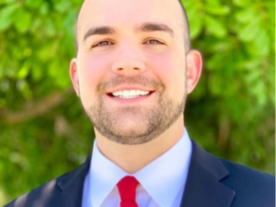 Christopher Raahauge State Assembly Candidate