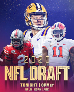 The 2020 NFL Draft