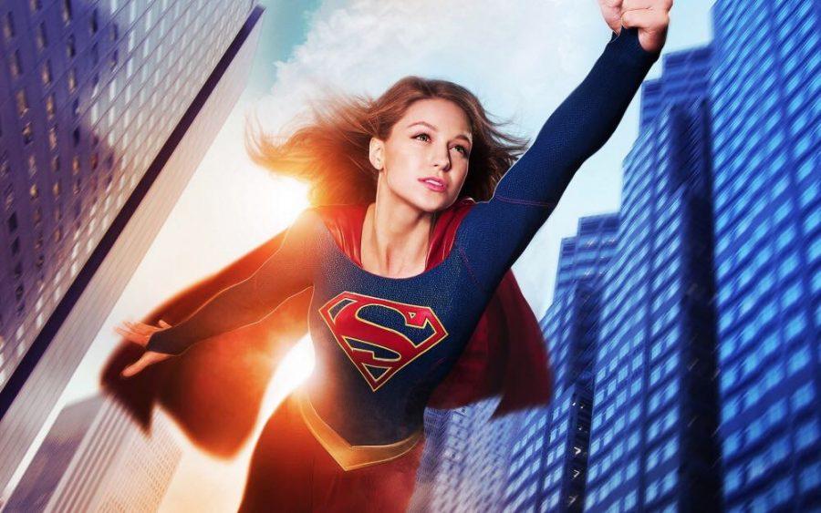 Supergirl in Netflix