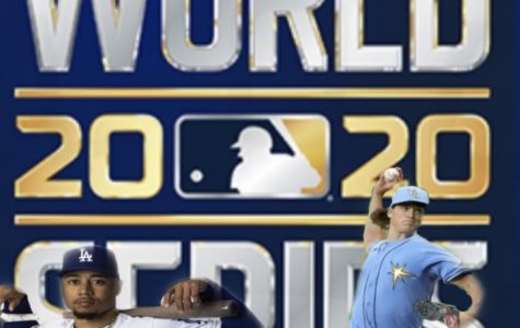 Dodgers star Mookie Betts and Rays pitcher Tyler Glasnow will be featured in the 2020 postseason. (edited by me)