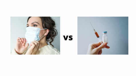 Masks vs. Vaccine