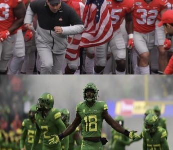 Oregon and Ohio State are some of the most prominent teams returning to the gridiron soon.