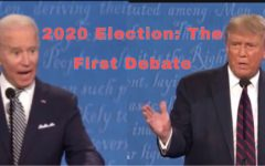 Navigation to Story: Recapping The First Presidential Debate