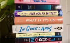 Navigation to Story: LGBTQ+ History Month Library Display
