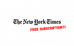 Navigation to Story: Free NYT subscription for students