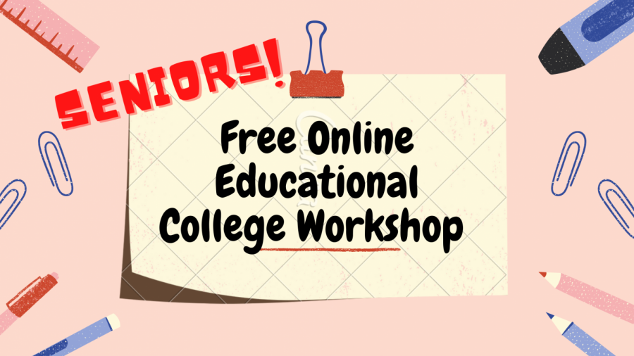 Seniors! Free Online Educational College Workshop