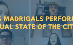 Navigation to Story: ERHS Madrigals performed at Eastvale Virtual State of The City Address