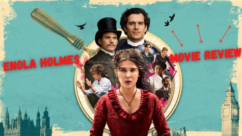 """Netflix Original Film """"Enola Holmes"""" movie review"""