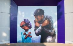 Navigation to Story: Mural at Downtown Disney Pays Tribute to Chadwick Boseman
