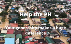 Help the Philippines. Your generosity makes a huge difference.