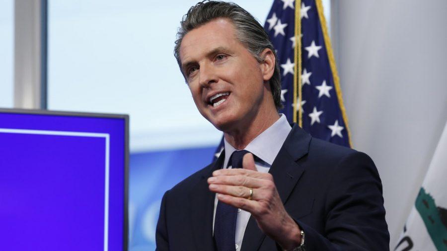 New California Curfew set by Newsom