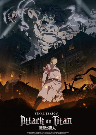 Attack on Titan Season Four Poster