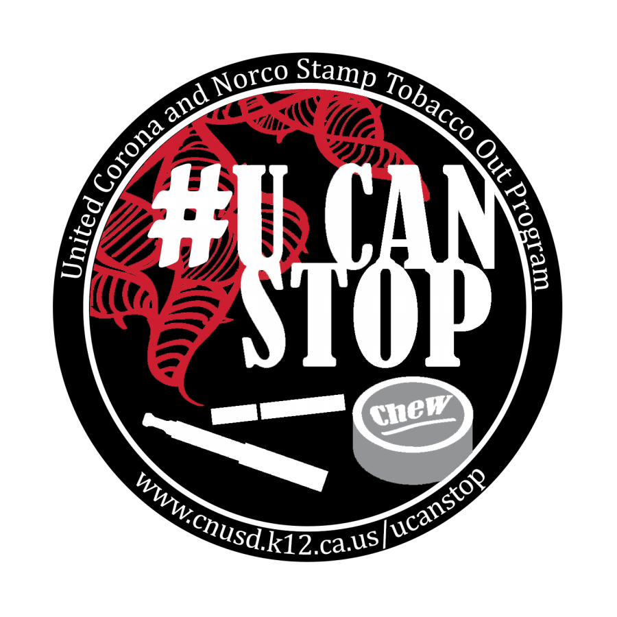 The official U Can Stop logo