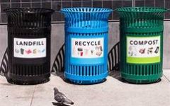 Navigation to Story: Which is Better for the Environment: Landfills or Compost?